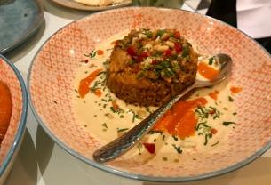 Fatet Jaj Chicken